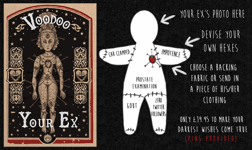voodoo your ex instructions